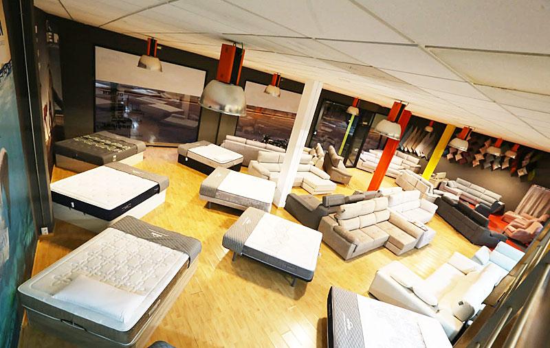 Tienda de sofas y colchones en Elda
